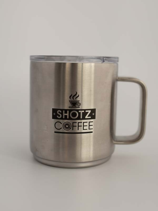 10oz Yeti Cup with Handle Stainless
