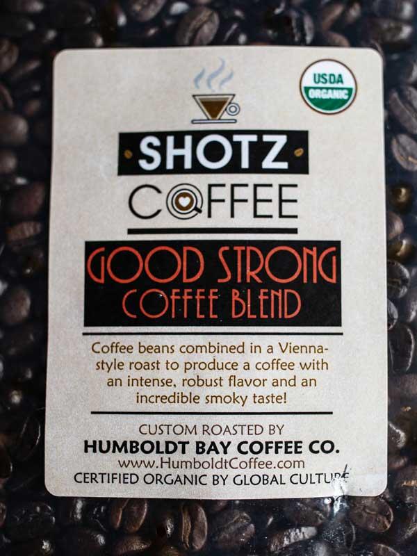 Good Strong Coffee