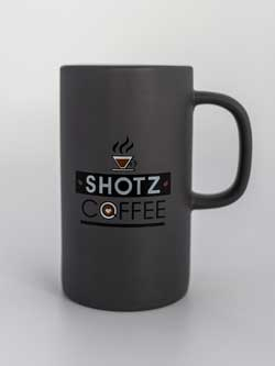 12 Oz Ceramic Coffee Mugs